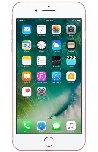 Simlockvrije Apple iPhone 7 Plus Roze Prijzen Vergelijken