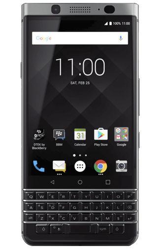 Simlockvrije BlackBerry KEYone Zwart Prijzen Vergelijken