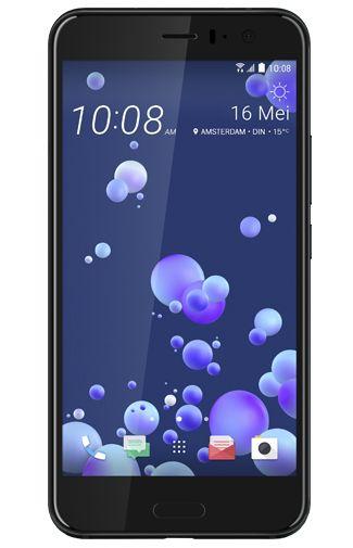 Gratis HTC U11 Zwart Aanbieding met Vodafone Abonnement