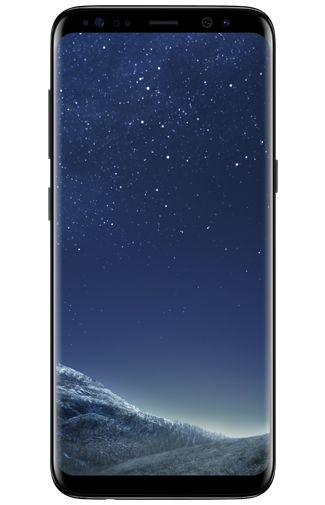 Goedkoopste Samsung Galaxy S8 Zwart Aanbiedingen