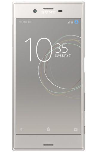 Simlockvrije Sony Xperia XZs Zilver Prijzen Vergelijken
