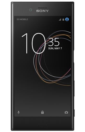 Simlockvrije Sony Xperia XZs Zwart Prijzen Vergelijken