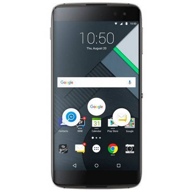 BlackBerry DTEK60 Zwart