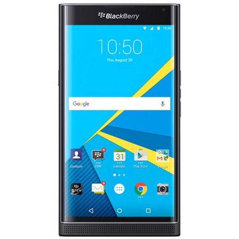 BlackBerry Priv Zwart